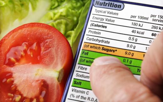 Etichettatura nutrizionale: obbligo dal 13 dicembre