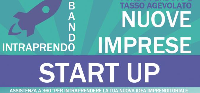 Bando Intraprendo: 30 milioni di euro per le Startup