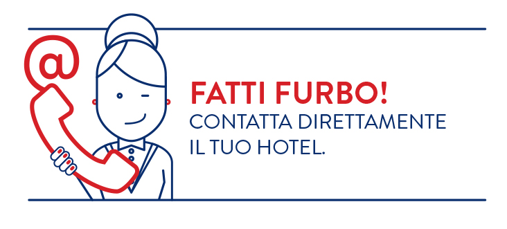 contatta il tuo albergo-hotel-italiano