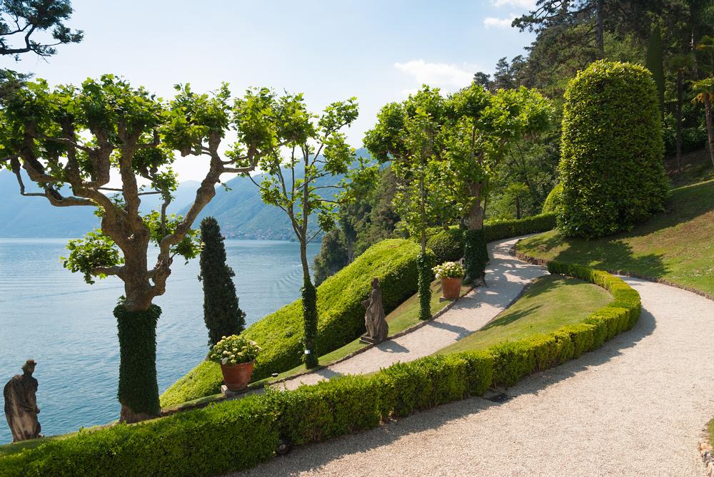 villa lago di Como