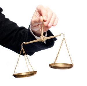Bilancia-legalità