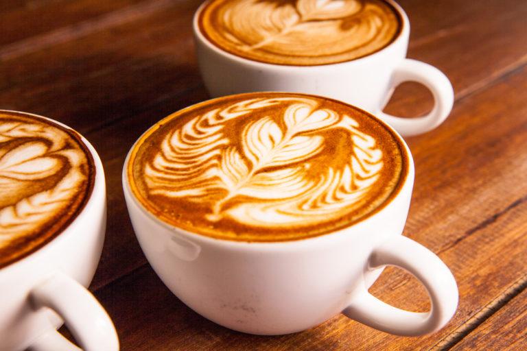 latte art cappuccini