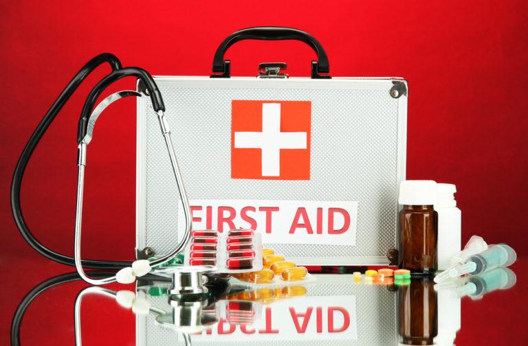 First aid-addetto al pronto soccorso