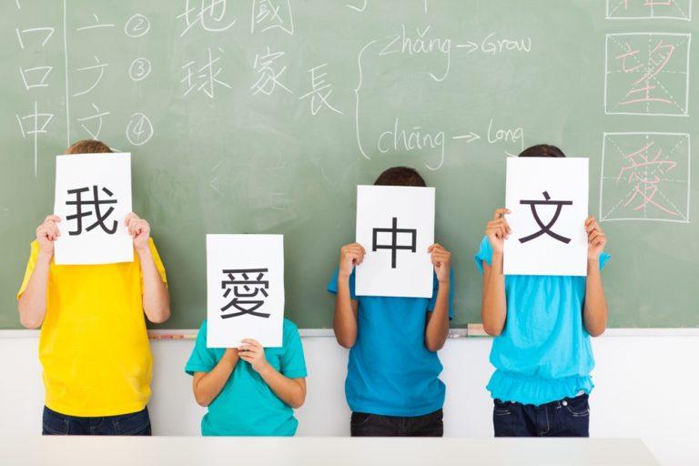 Cinese mandarino-corsi per il personale al ricevimento