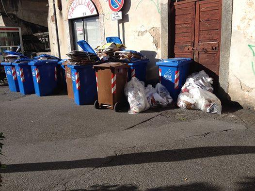 rifiuti-raccolta differenziata Como