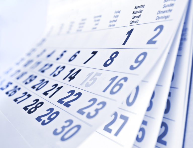 calendario-scadenziario fiscale e sindacale