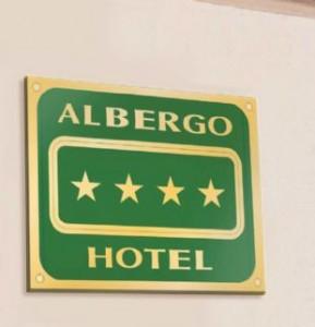alberghi: scadenza classificazione