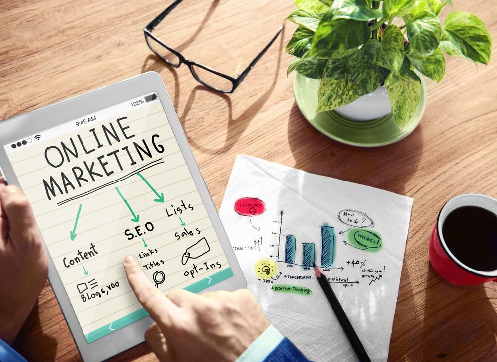 Online marketing-seo-web