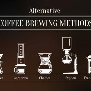 20-07-2021 – IL CAFFE': METODI DI ESTRAZIONE BREWING – GRATUITO