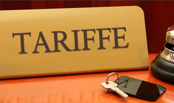 strutture ricettive tariffe applicate