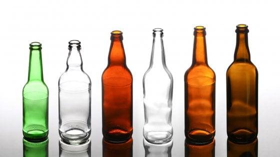 vuoto a rendere birra acqua