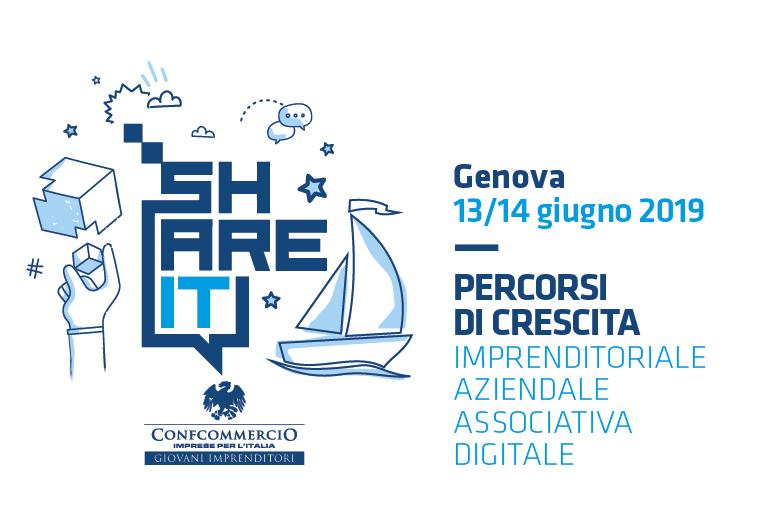 Giovani Imprenditori - Shareit 2019