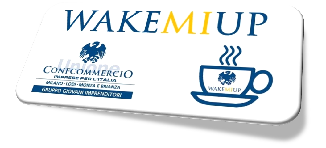 Giovani Imprenditori - WakeMiUp 2019