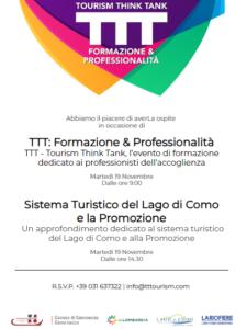 TTT: Formazione & Professionalità @ Lariofiere