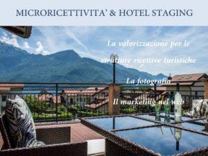 Microricettività e Hotel Staging @ Confcommercio Como