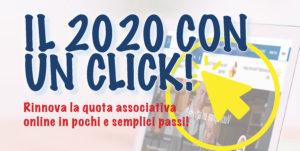 quota associativa online