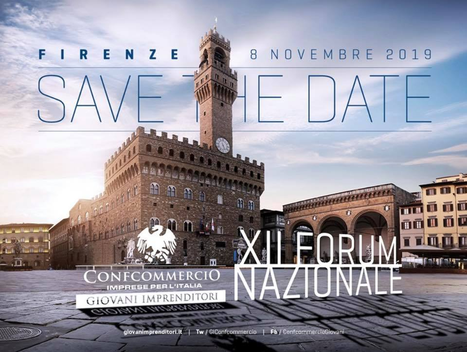 Giovani Imprenditori - XII Forum nazionale Giovani Imprenditori 2019