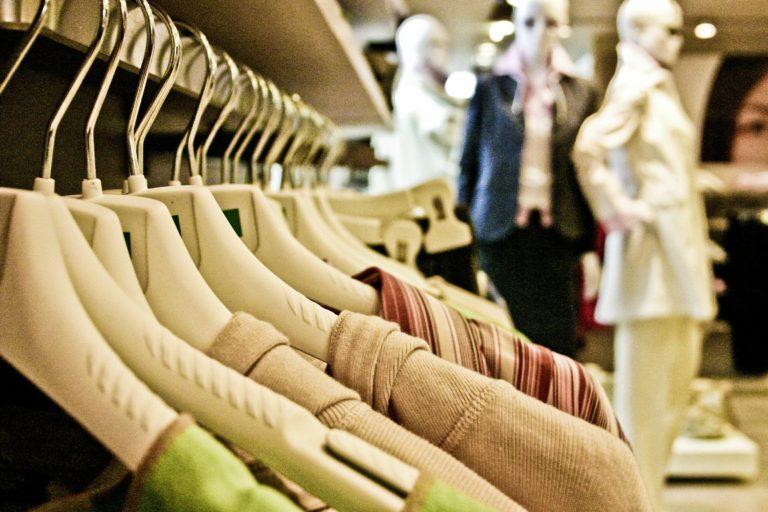 sanificazione abbigliamento