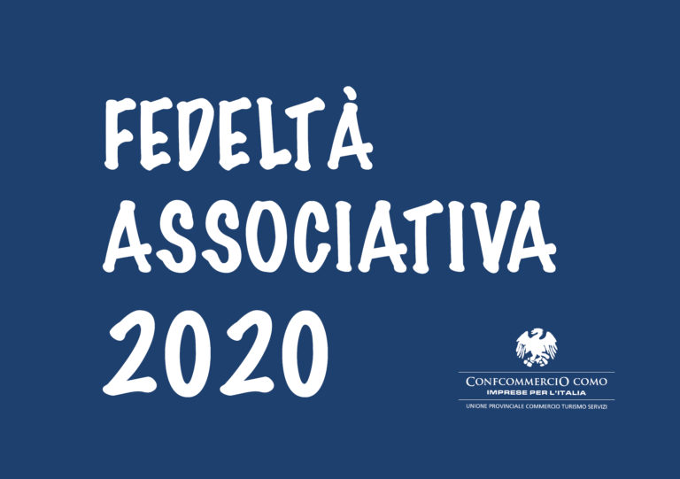 fedeltà associativa 2020