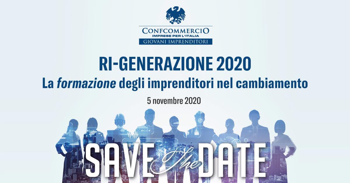 Rigenerazione Consiglio Giovani 2020