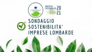 Obiettivo Sostenibilità 2021 – indagine sulle imprese lombarde