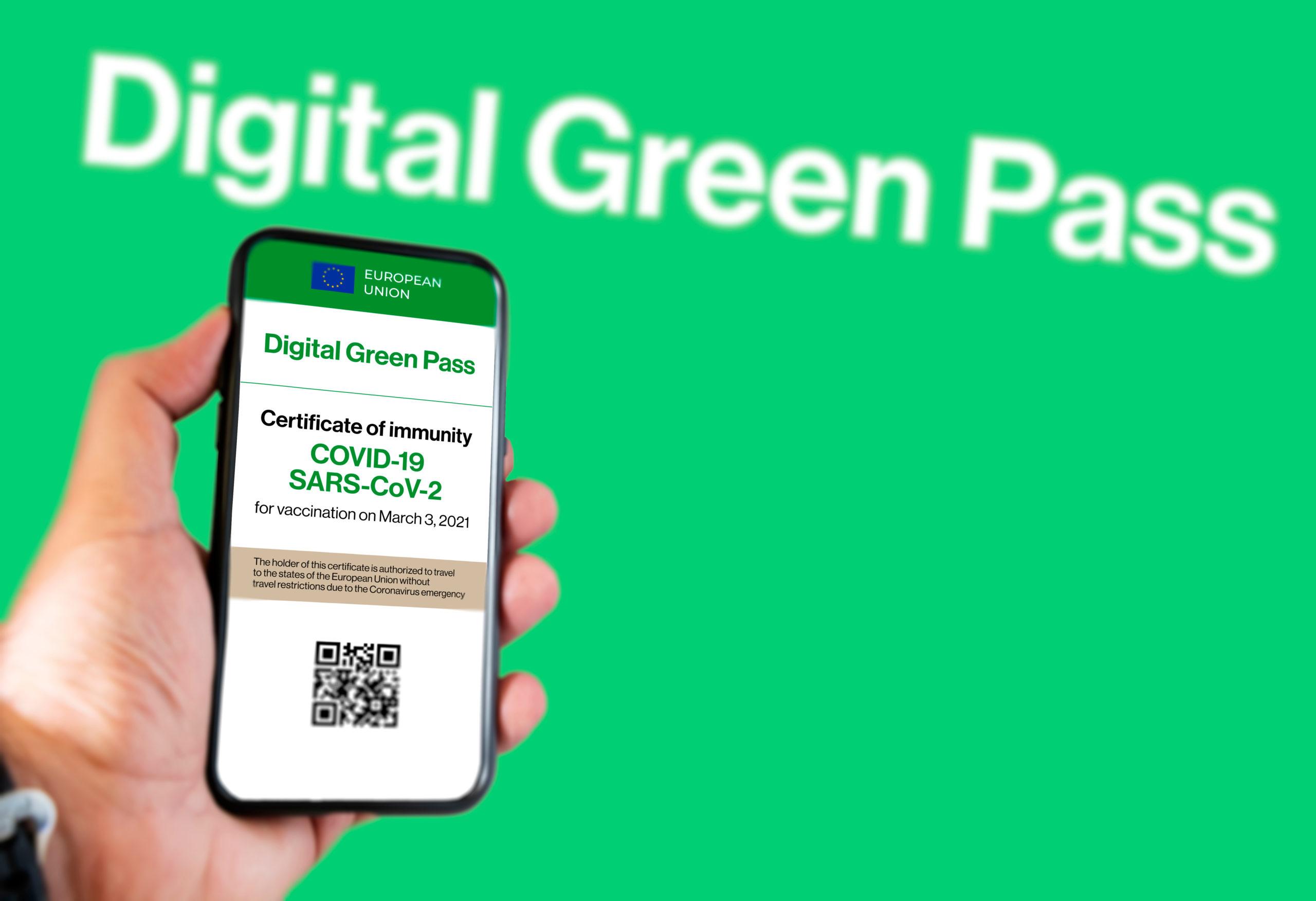 certificazione verde eventi