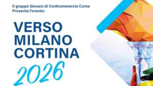 """""""Verso Milano Cortina 2026"""" con il Sottosegretario Regionale Antonio Rossi"""